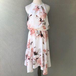 WHBM Floral Breezy Dress